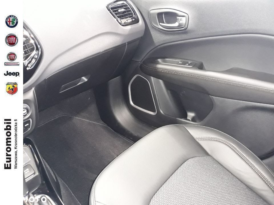 Jeep Compass , 2019r. Limited 1,4 170 KM 4x4 AT9 - 24