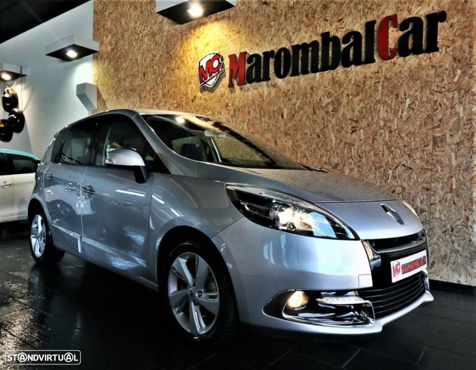 Renault Scénic 1.5 DCI DYNAMIC S - 1