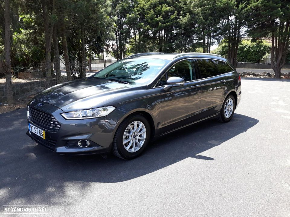 Ford Mondeo SW 1.5 TDCi Business Plus GPS - 2