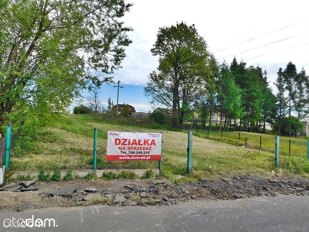 Działka na sprzedaż, Skrzyszów, wodzisławski, śląskie - Foto 1