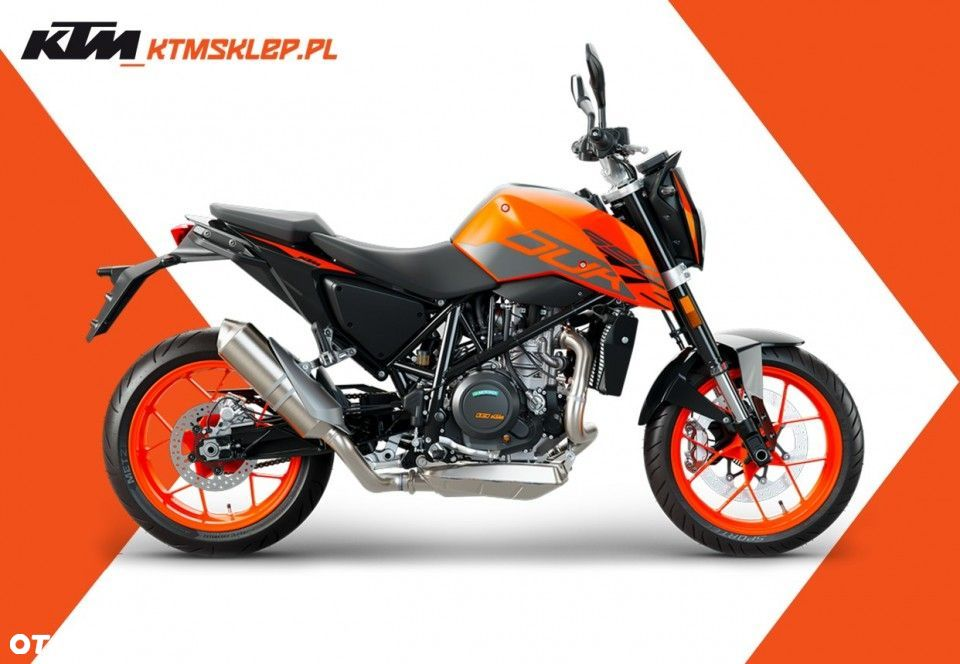 KTM Duke KTM Duke 690 abs model 2019 / KTMSKLEP.PL / Dealer nr. 1 - 1