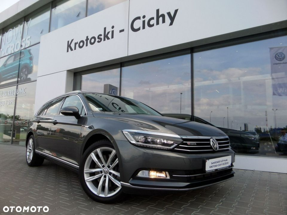 Volkswagen Passat 2.0 240 KM, 4 Motion, Salon Polska, Vat 23%, Highline - 1