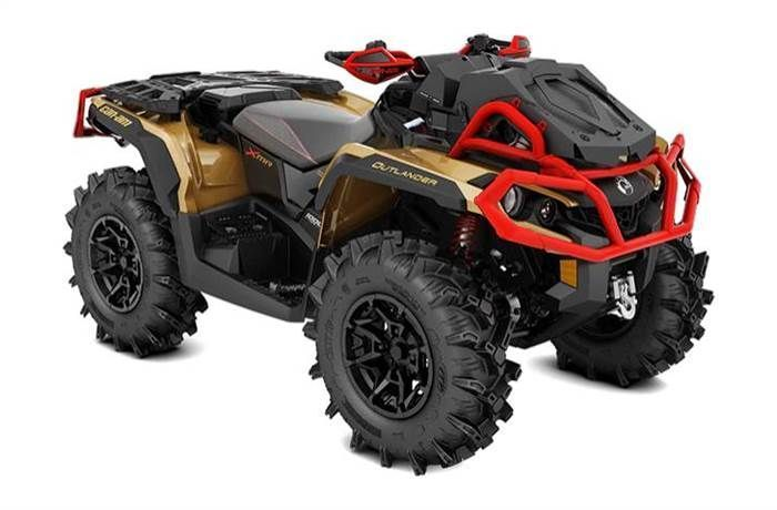 Can-Am Outlander Outlander X MR 1000R+ Model 2019 Zarejestrowany FV23% - 2