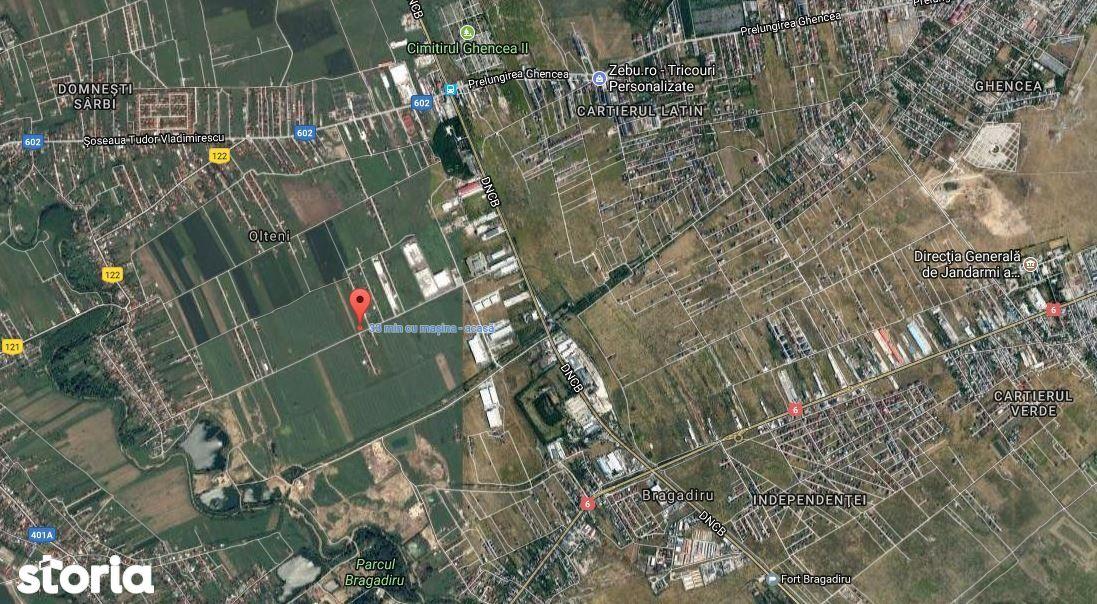 Teren de Vanzare, Clinceni, Bucuresti - Ilfov - Foto 2