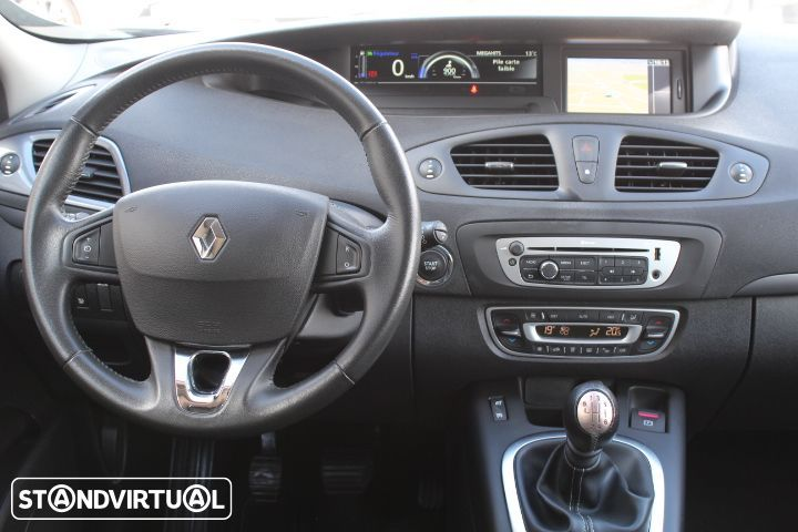 Renault Grand Scénic 1.5 DCi Limited - 22