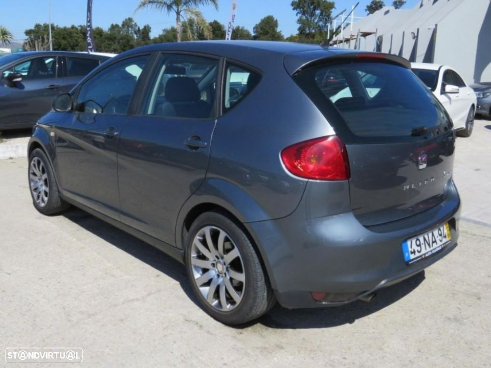 SEAT Altea 1.6 TDi Reference Eco.Start-Stop - 7