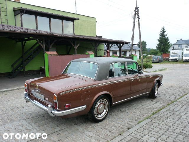 Rolls-Royce Silver Shadow - 7