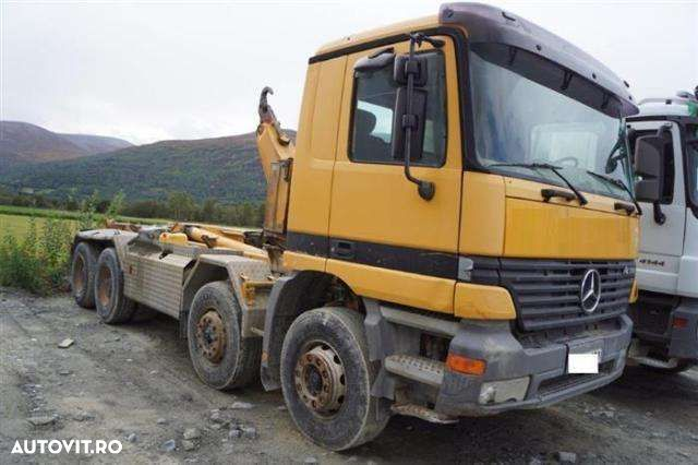 Mercedes-Benz ACTROS 3243 SOON EXPECTED 8X4 HOOK EPS FULL - 1