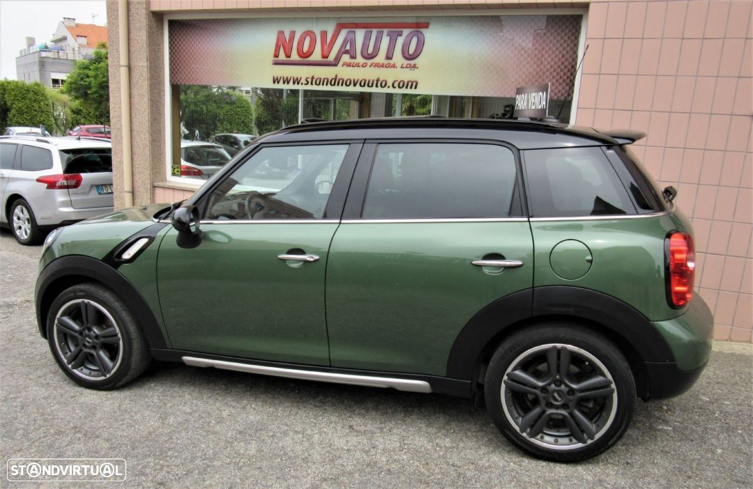 MINI Countryman Cooper D - 4