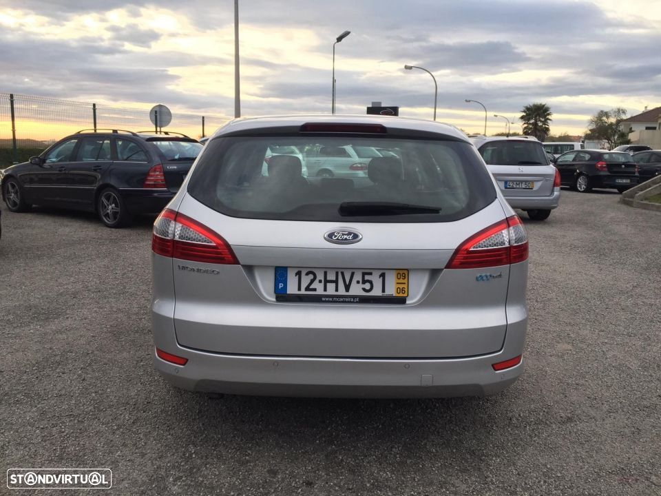 Ford Mondeo SW 1.8 tdci - 6