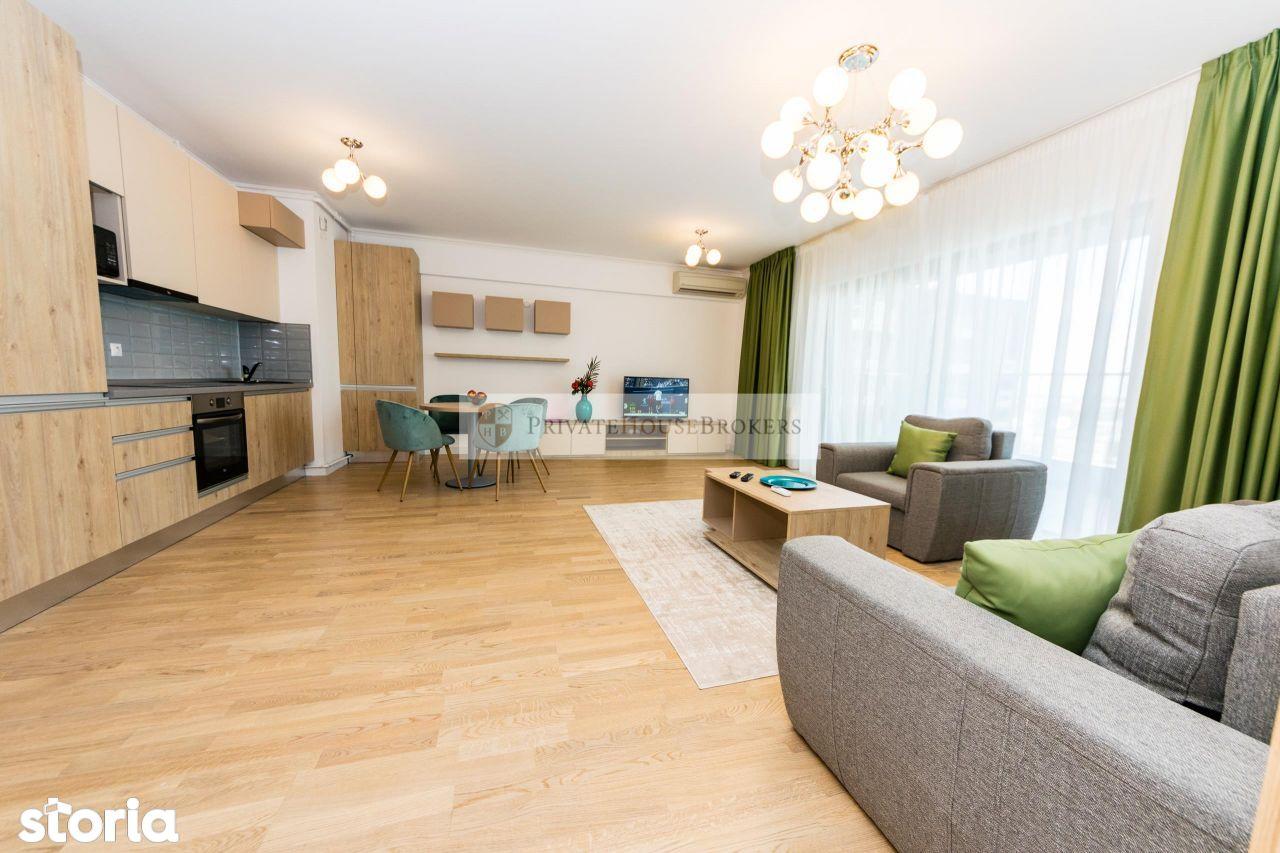 Apartament de inchiriat, Bucuresti, Sectorul 1, Herastrau - Foto 9