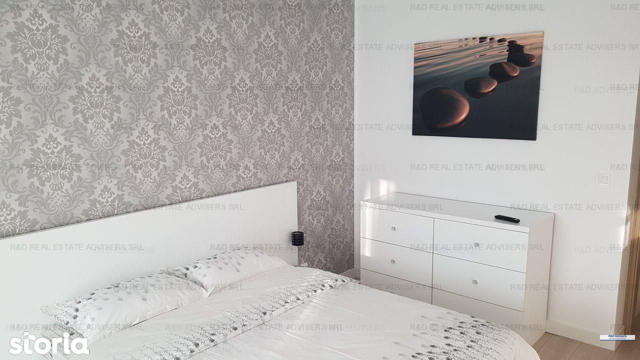 Apartament de inchiriat, București (judet), Strada Câmpul Pipera - Foto 13