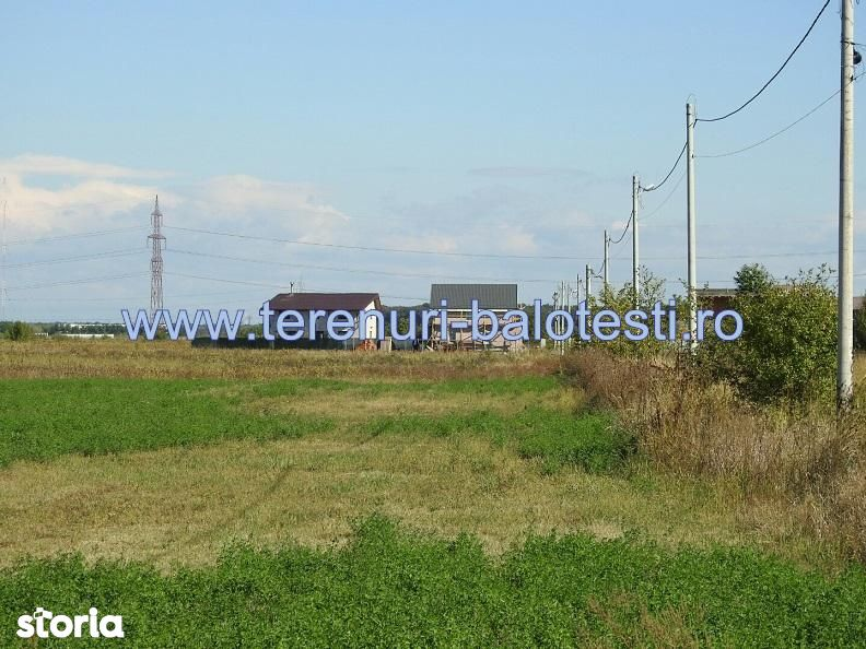 Teren de Vanzare, Balotesti, Bucuresti - Ilfov - Foto 3