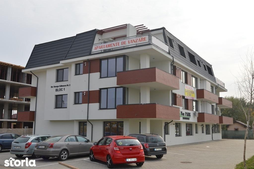 Apartament de vanzare, Ilfov (judet), Strada Mihai Eminescu - Foto 3