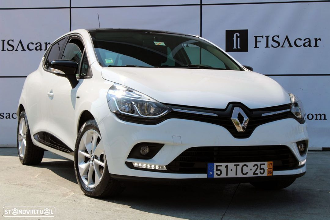 Renault Clio DCI LIMITED ECO 2 - 1