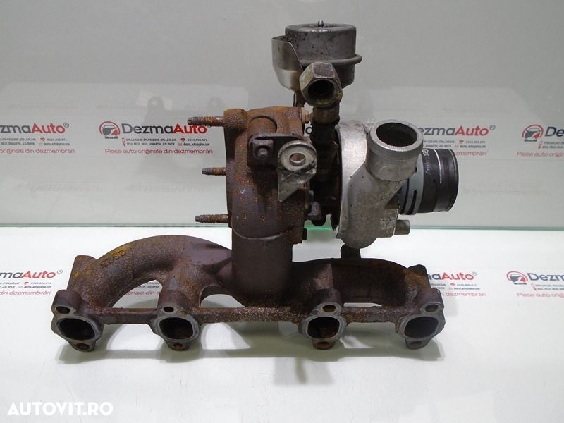 Turbosuflanta , Vw New Beetle (9C1, 1C1) 1.9tdi, ATD - 2