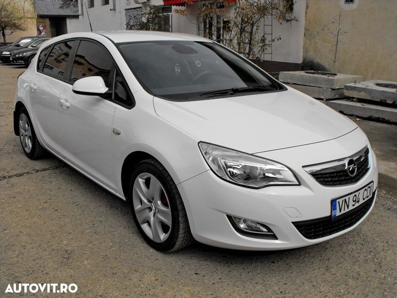 Opel Astra IV - 1