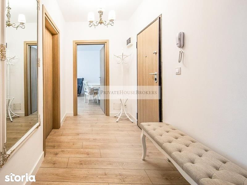 Apartament de inchiriat, București (judet), Strada Câmpul Pipera - Foto 8