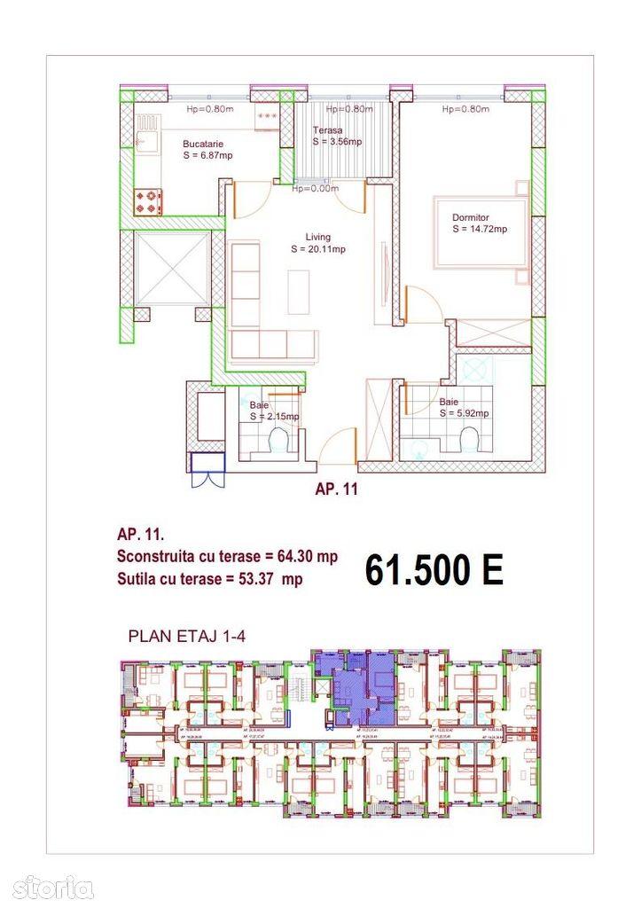 Apartament de vanzare, București (judet), Văcărești - Foto 7