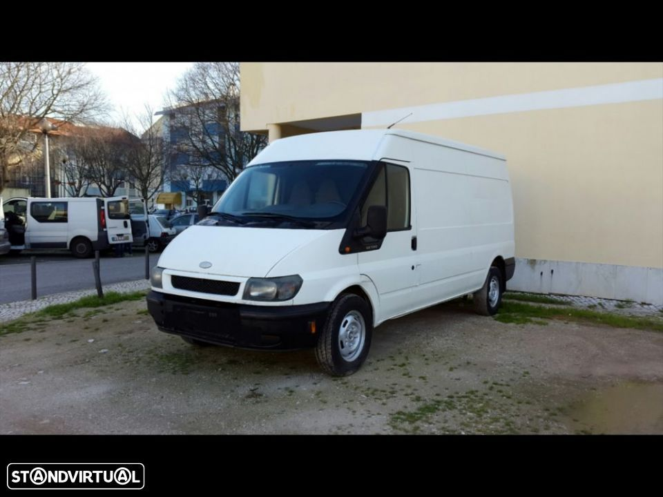 Ford TRANSIT ISOT - 2