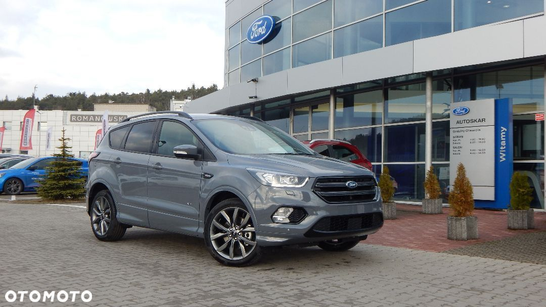 Ford Kuga ST LINE 1.5 EcoBoost 176KM A6 AWD STEALTH GREY nowy kolor - 4