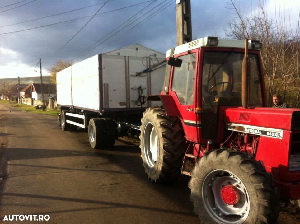 Wielton Remorca transport cereale agricola - 1
