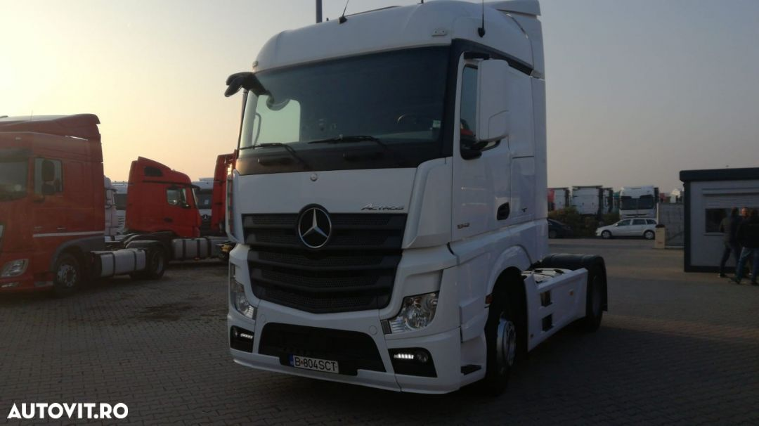Mercedes-Benz Actros 1842 LS - Garantie Internationala 12 Luni - 9
