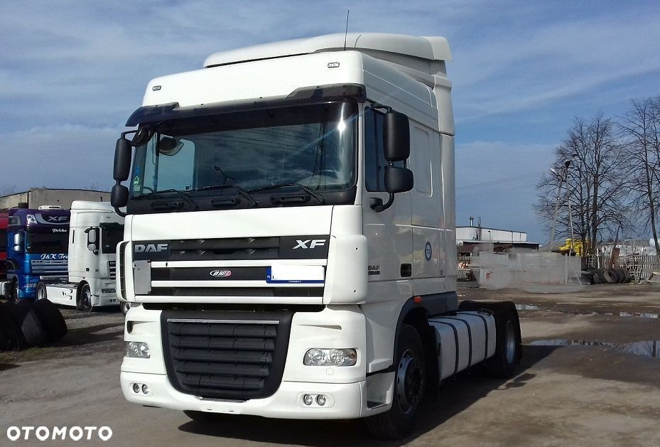 DAF XF 105.460  super stan - 1