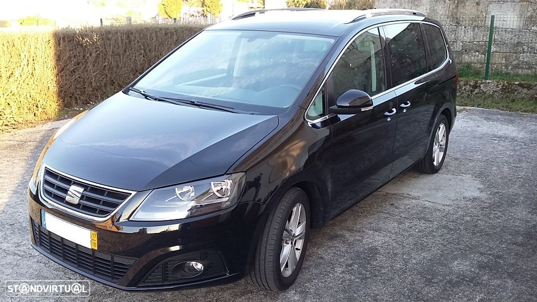 SEAT Alhambra Style Advanced - 1