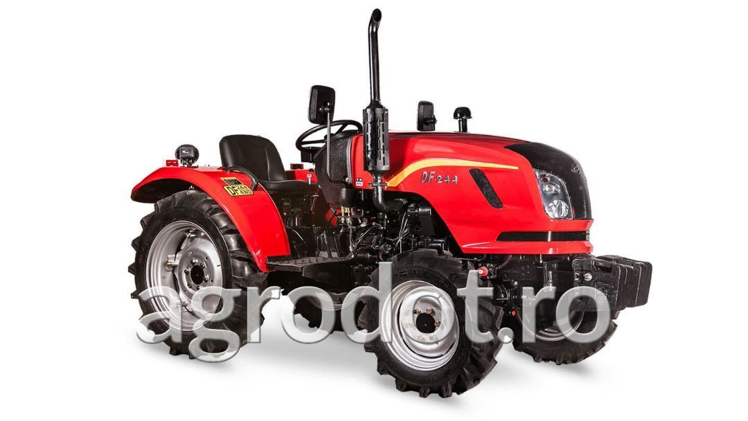 Tractor DONGFENG-224 4x4 - 4