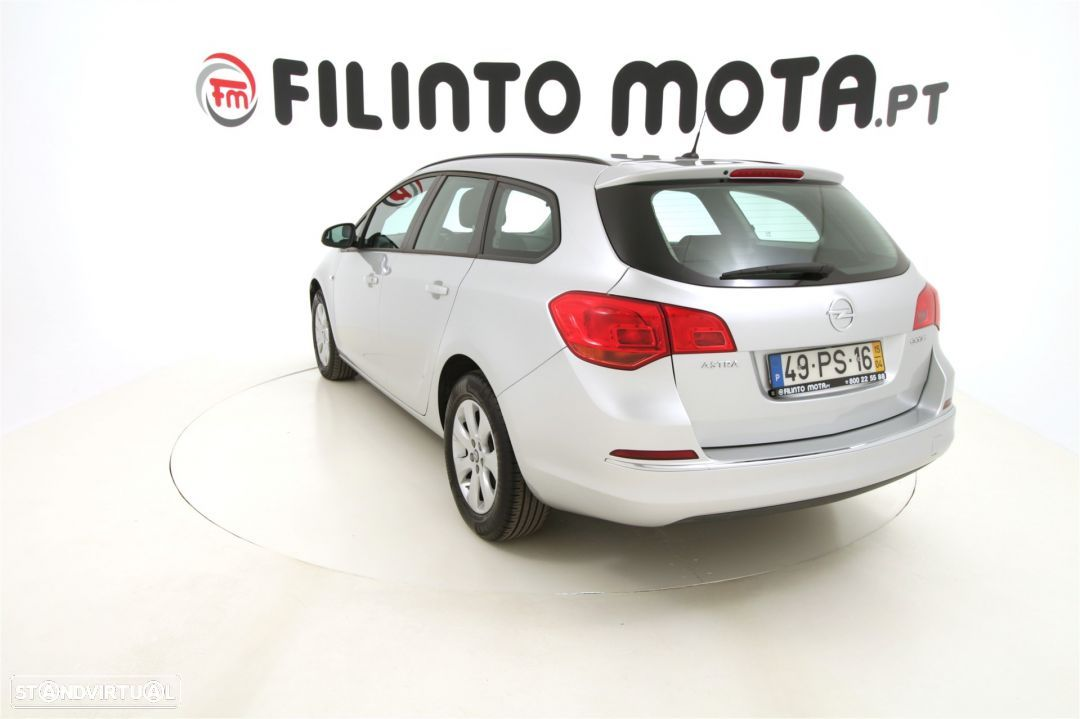 Opel Astra Sports Tourer 1.3 CDTi Selection S/S - 13