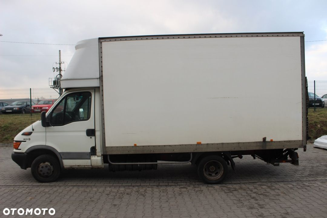 Iveco Daily  Bliźniak - 1