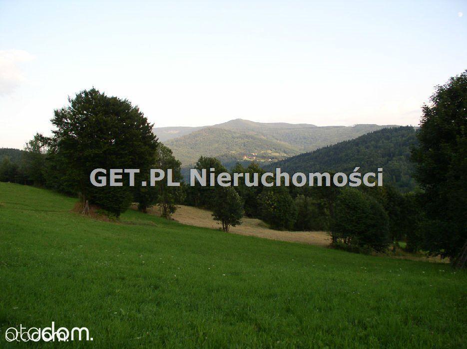 Działka na sprzedaż, Zawoja, suski, małopolskie - Foto 4
