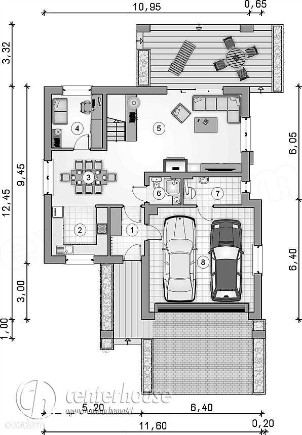 Dom na sprzedaż, Krasne, rzeszowski, podkarpackie - Foto 4