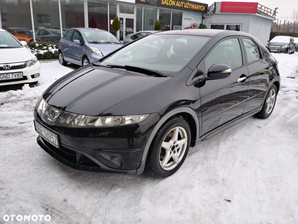 Honda Civic Super stan - 1