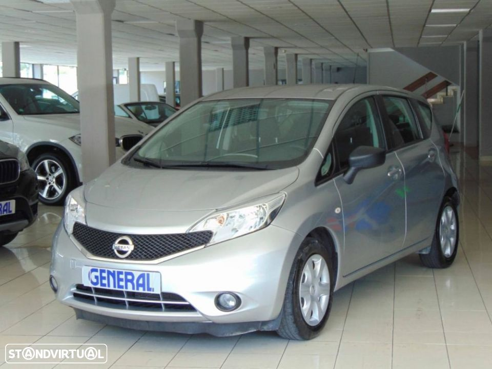 Nissan Note 1.5 dCi Visia - 1