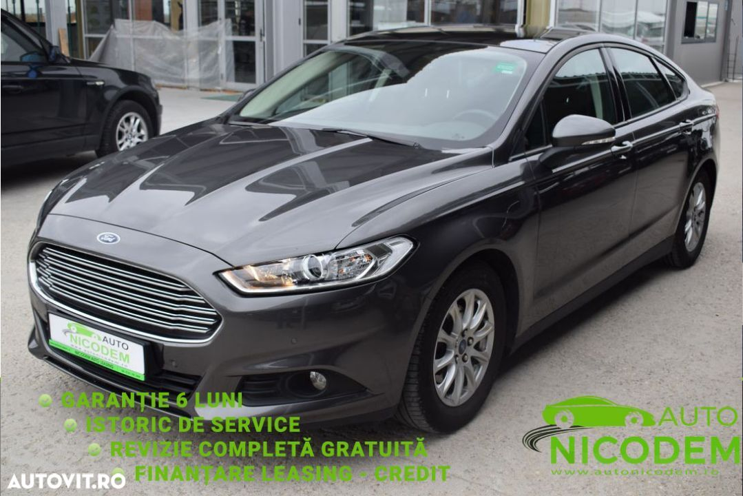 Ford Mondeo Mk5 - 29