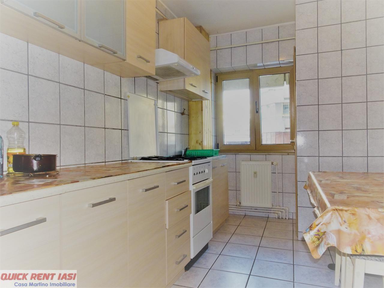 Apartament de inchiriat, Iași (judet), Strada Cuza Vodă - Foto 1