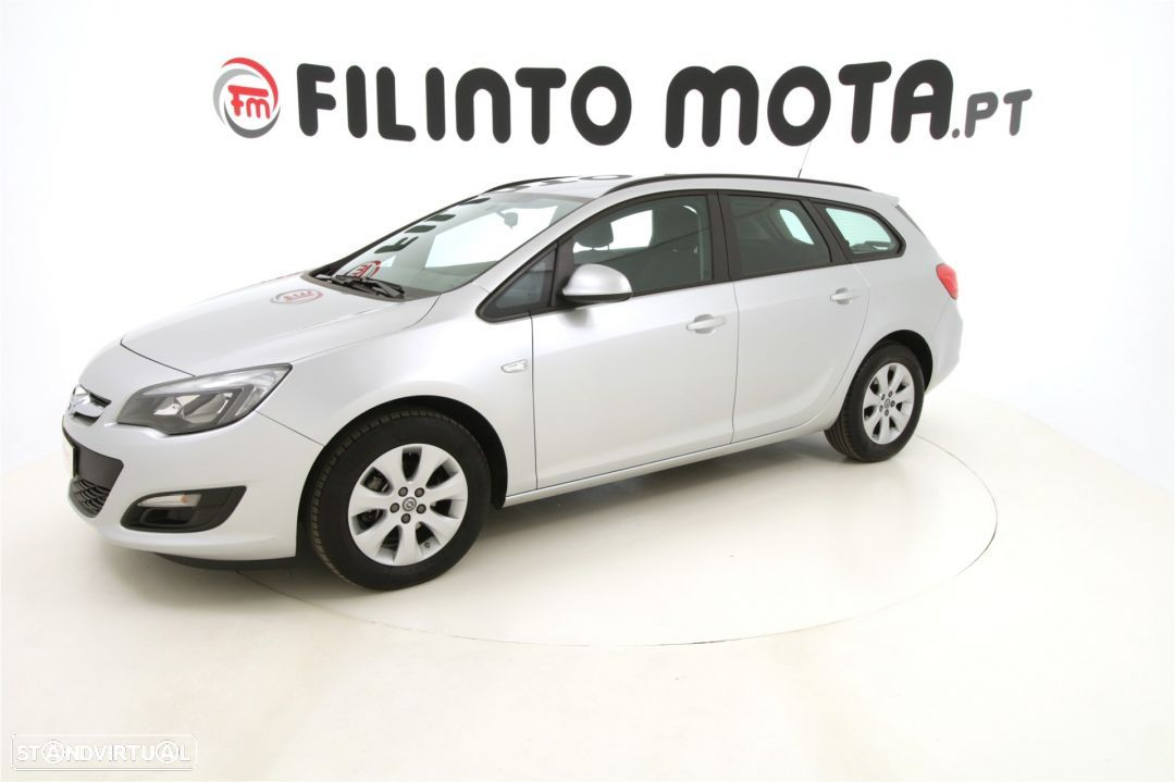 Opel Astra Sports Tourer 1.3 CDTi Selection S/S - 22