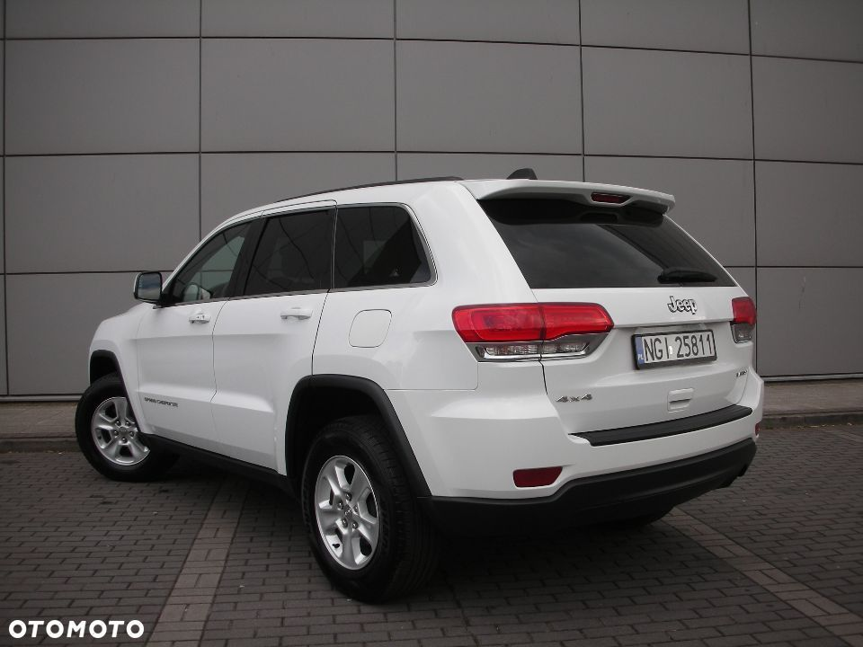 Jeep Grand Cherokee 3.6 V6 286Ps Laredo_1 Właściciel_4x4_Klimatronic_Keyless_Bluetooth - 6