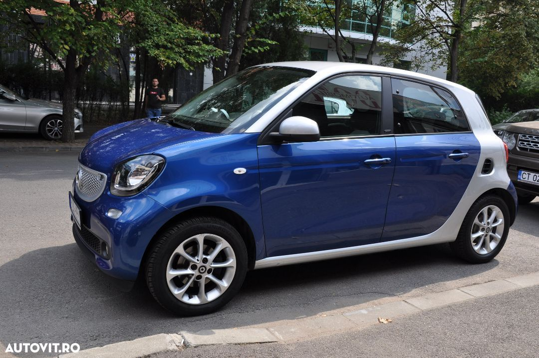 Smart Forfour - 2