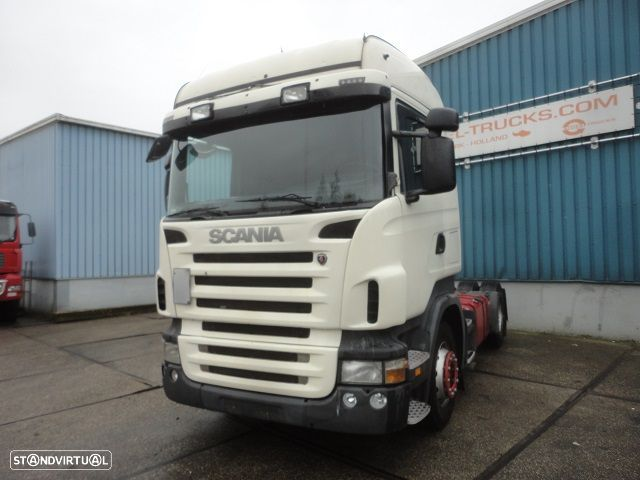 Scania R420 HIGHLINE (MANUAL GEARBOX / RETARDER / AIRCONDITIONING) - 1