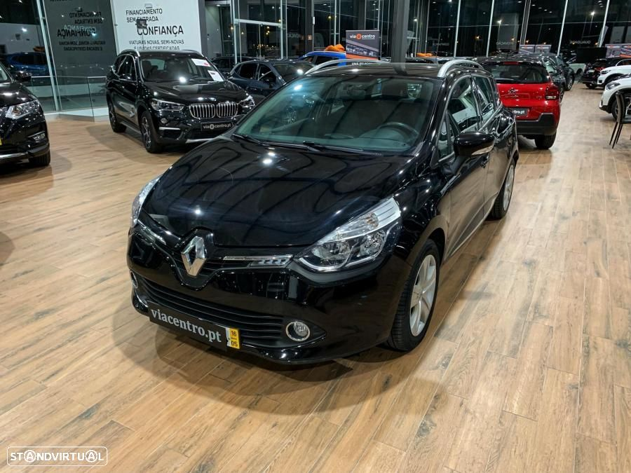 Renault Clio Sport Tourer 1.5 dCi Business eco2 c/GPS+Led - 1