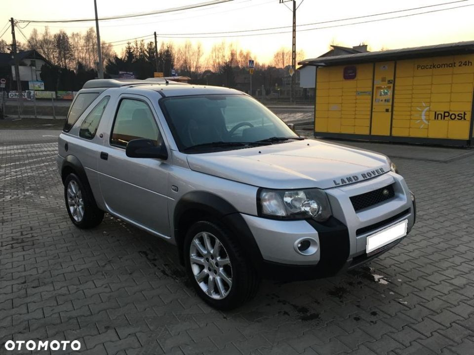 Land Rover Freelander 2,0 TD4 4x4 Soft Back Serengeti - 14