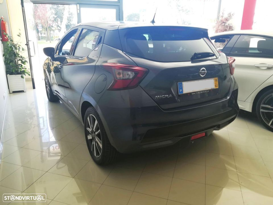 Nissan Micra 1.5 DCi Acenta Connect GPS - 3