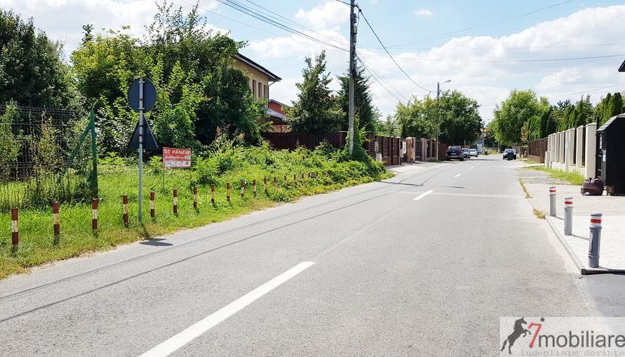Teren de Vanzare, Ilfov (judet), Strada Petre Ispirescu - Foto 4