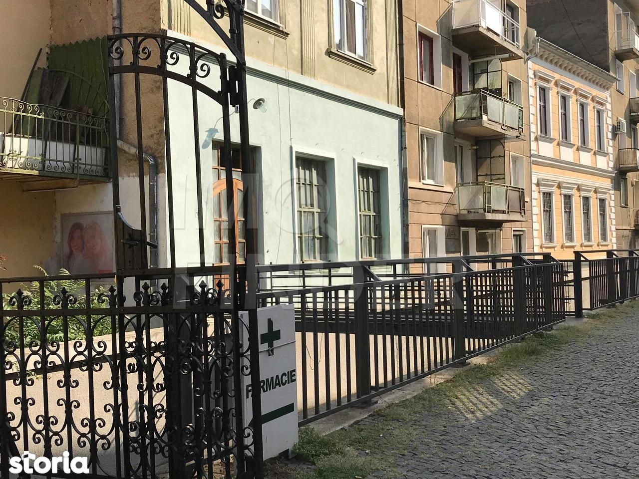 Birou de vanzare, Cluj (judet), Strada Andrei Șaguna - Foto 1