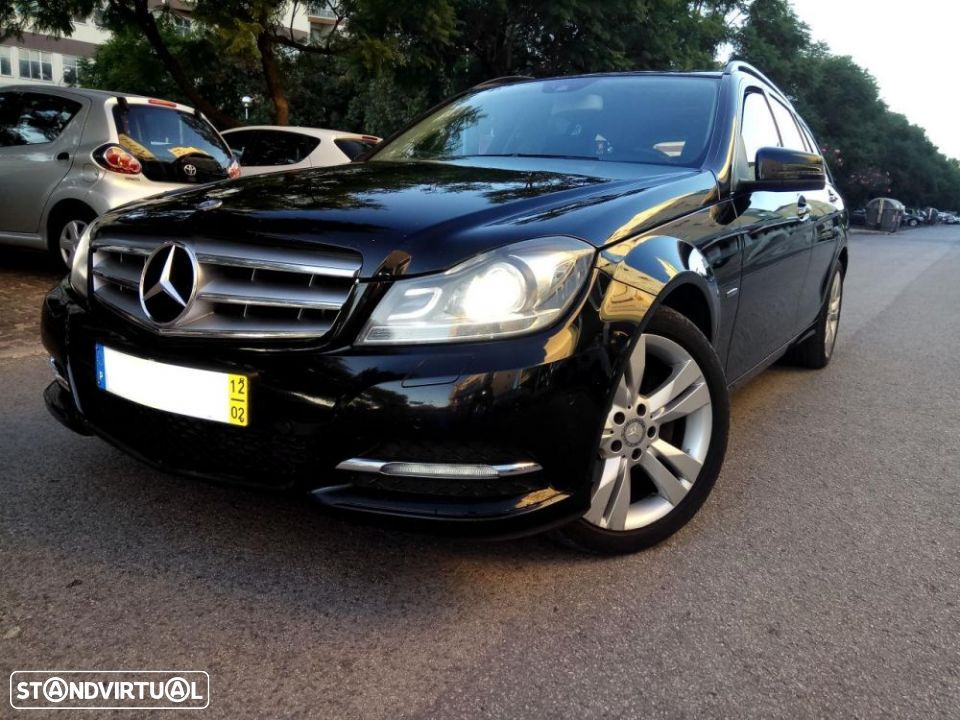 Mercedes-Benz C 250 CDi Elegance BlueEfficiency - 1