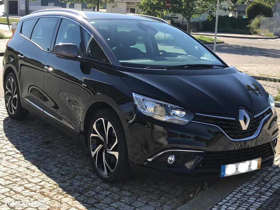 Renault Grand Scénic 1.6 DCi BOSE Edition EDC - 1