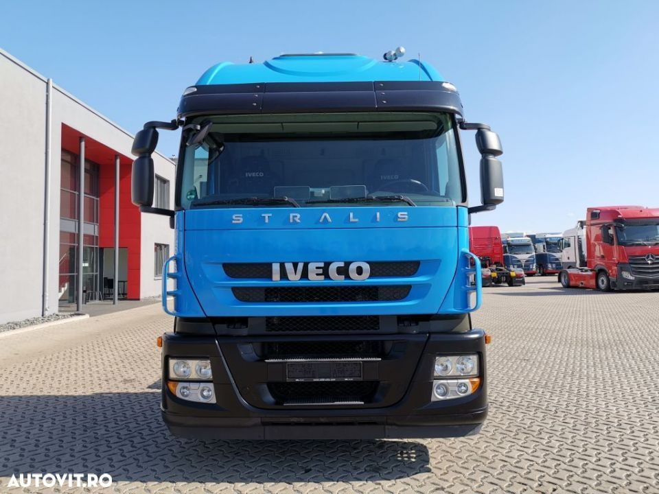Iveco Stralis AT440S36T/P / German / 1 Hand - 3